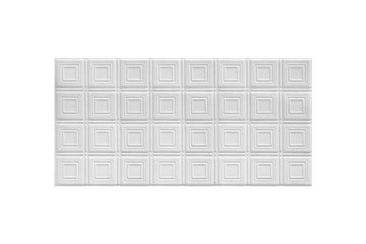 metallaire small panels in white complement a more neutral palette. 21