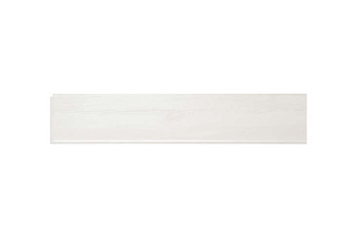 if you prefer a grained, wood like texture, consider theclassic white plank. 12