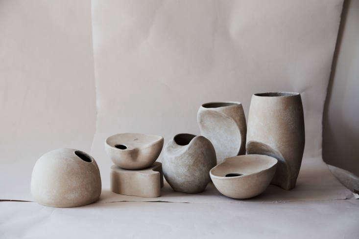 naomi&#8\2\17;s sculptural vessels. 10