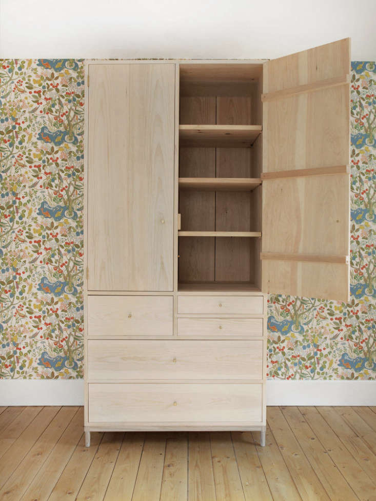 the stately fin armoire. 19