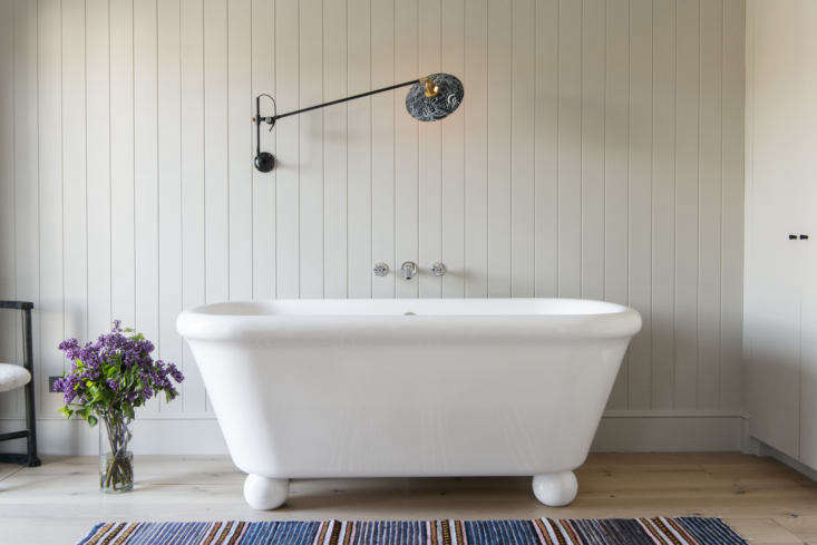 a modern freestanding tub in a brooklyn townhouse reinvention from elizabeth ro 17