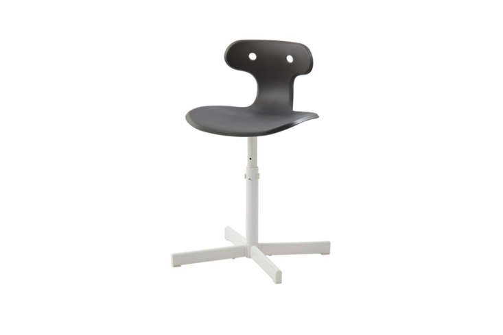 on the low end of the pricing spectrum, the ikea molte desk chair is available  14