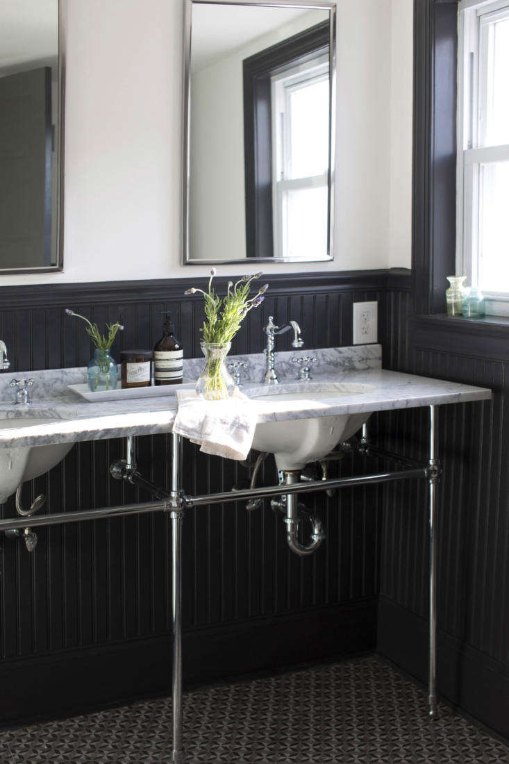 matriarchy build&#8\2\17;s double undermount console sink, \$\1,3\14.95 fro 13