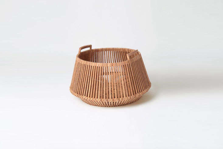 annie is coveting this piet hein eek designed basket for firewood come fall, bu 10