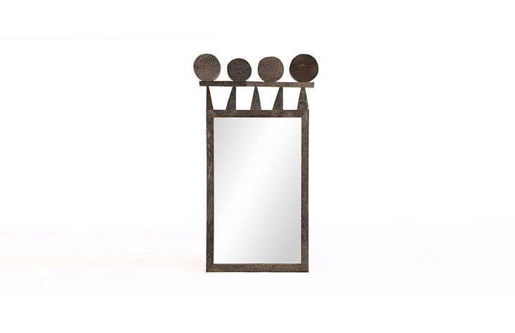 The Sculpture Mirror features Meyer&#8