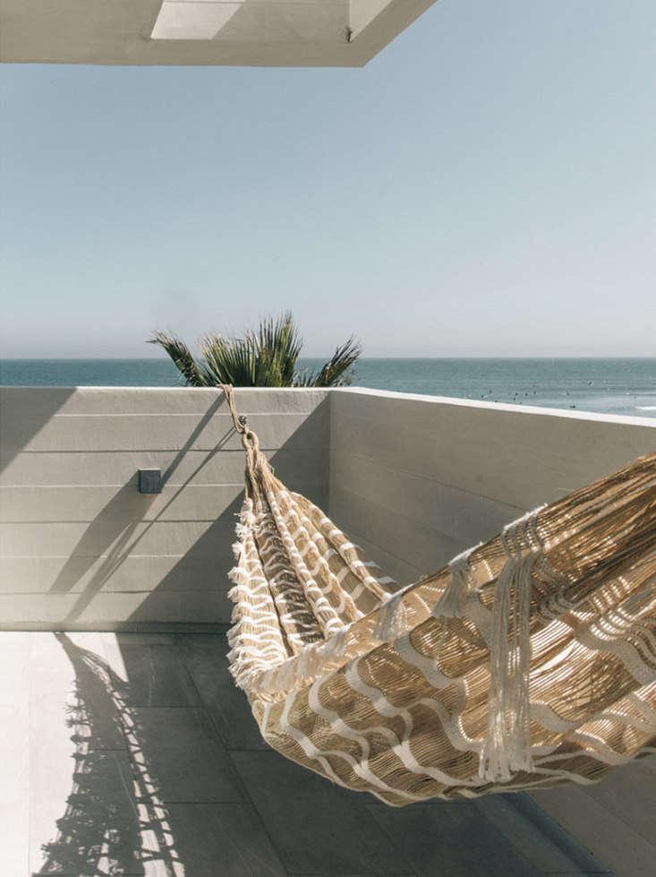 hammock at surfrider hotel in malibu 18