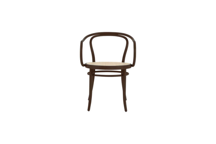 thonet&#8\2\17;sera armchair and era dining chair are available in black, 19