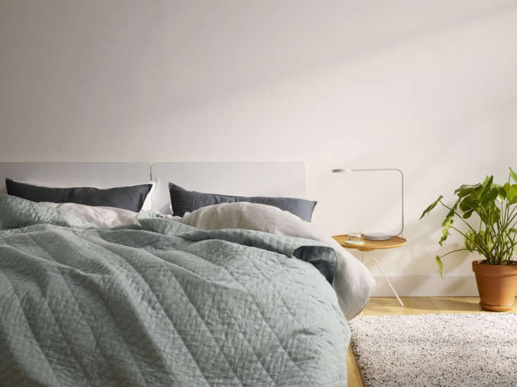 Complete your Casper bed with theirplatform bedand sheets.