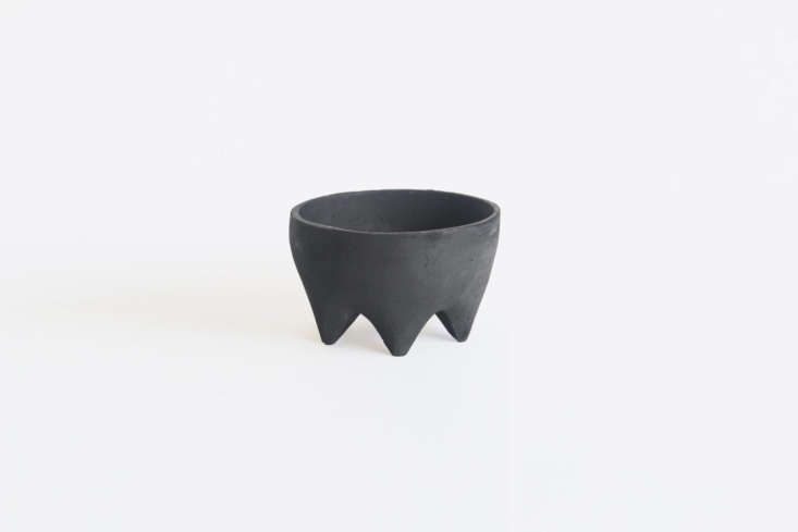 This footed Cast Iron Bowl by Alyson Fox for Hawkins New York is $40 at The Primary Essentials.