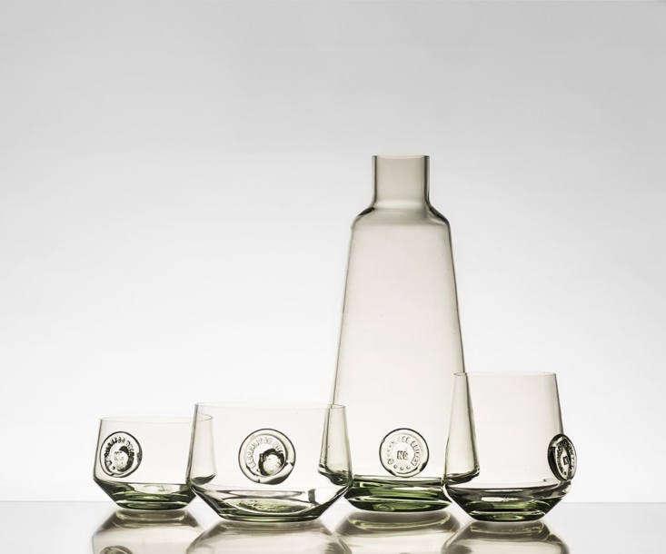 atelier an glassware clear