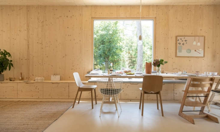 every window was designed to capture as much natural light as possible—and to 12