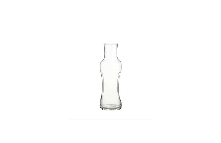 Steal This Look Parisian Oyster Party The 50 ouncePinch Carafe is \$\19.95 at Crate & Barrel.