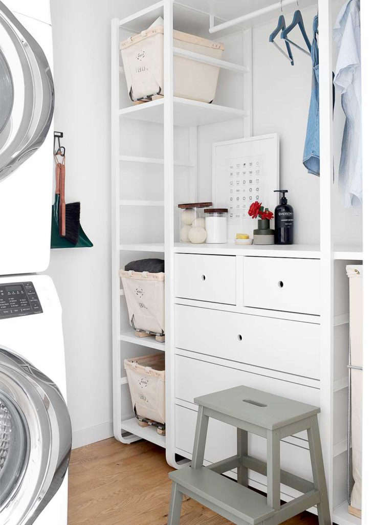and, a laundry room makeover complete with diy elements and ikea storage (a few 11