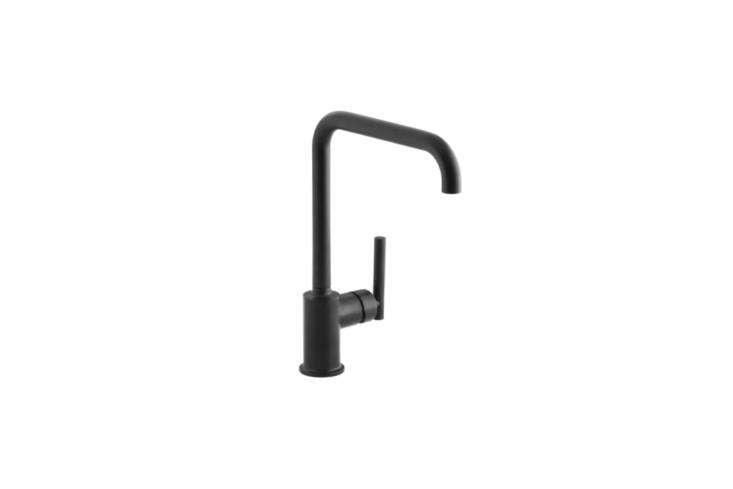 Kohler Single Handle Swing Spout Kitchen Faucet