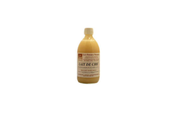 how to make the french parquet shine like latour eiffel? with lait de cire (w 15