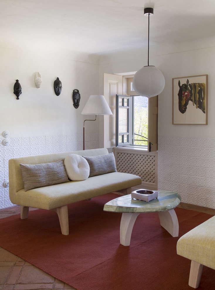 living area 4 casa quinta da corte portugal pierre yovanovitch
