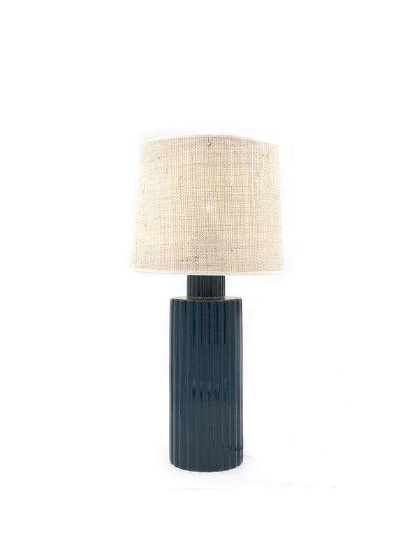 portofino table lamp in blue from maison sarah lavoine 14