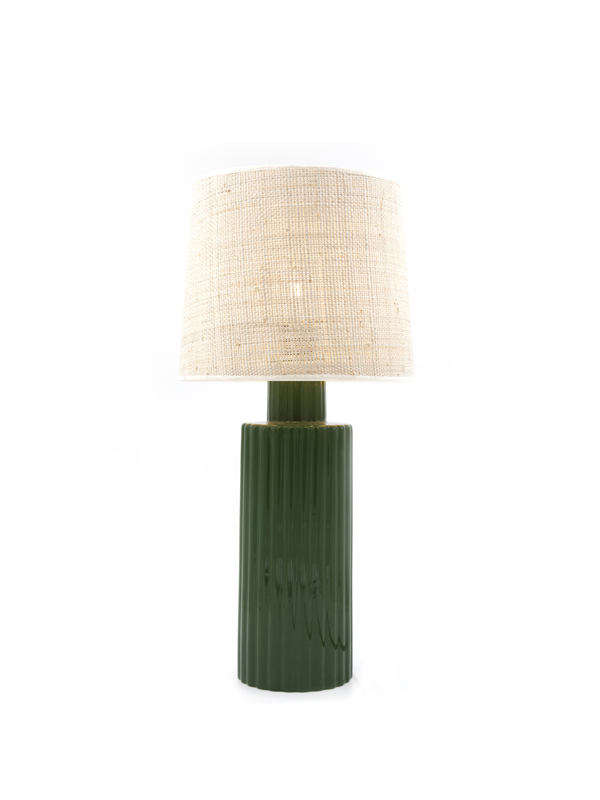 portofino table lamp in green from maison sarah lavoine 13