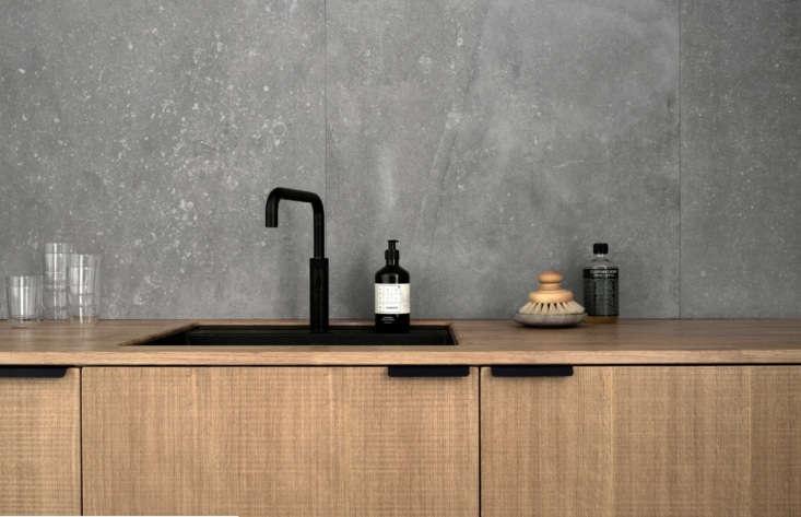 norm architects reform black faucets