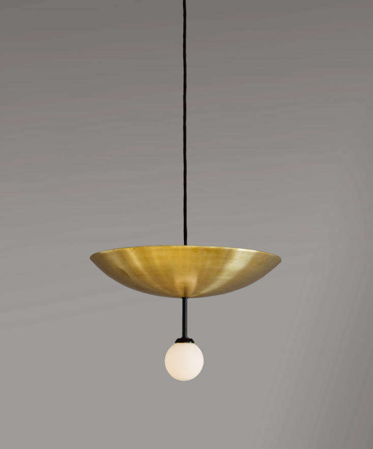 The Up Pendant. Contact Areti directly for pricing and ordering information.