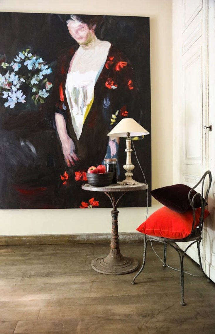 A corner of the new shop Démodé, photographed by Constance Gennari for The Socialite Family.