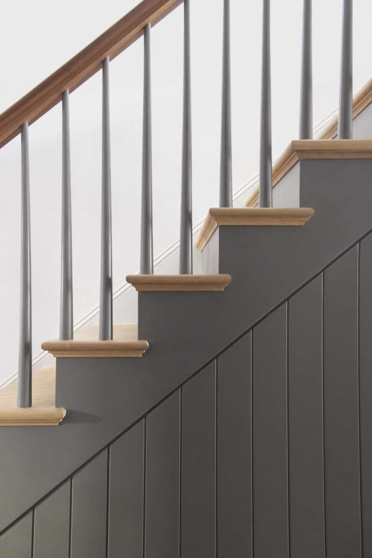 &#8\2\20;the original stair on this level was long gone, so we created a de 24