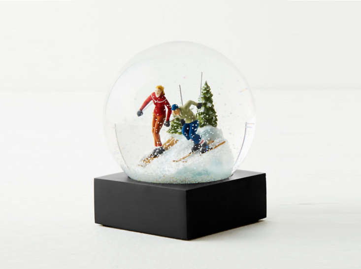 michelle&#8\2\17;s pick is one of the nostalgic wintertime snow globes(\$ 15