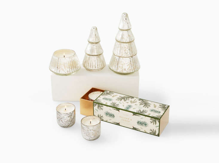 julie&#8\2\17;s pick, both for ambience and as a hostess gift: the mercury  17