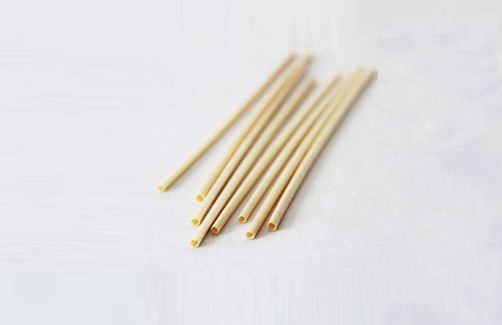 the original in eco friendliness, these reusable, compostable drinking straws f 12