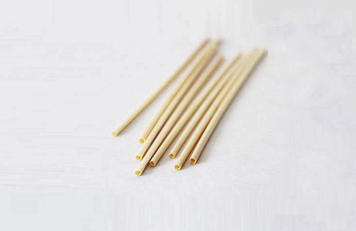 The original in eco-friendliness, these reusable, compostable Drinking Straws from Swiss company Golden Biscotti are made of real straw; $7 each.
