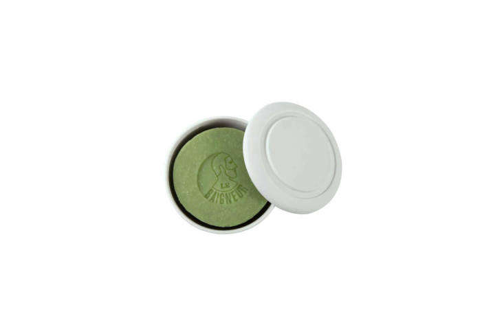 the le baigneur shaving soap is made for dry skin and comes in a porcelain case 10