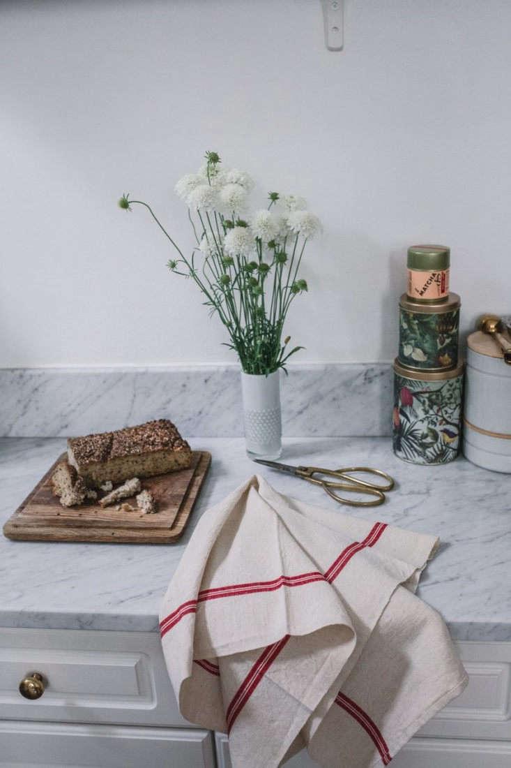 A set of Antique Linen Kitchen Towels &#8