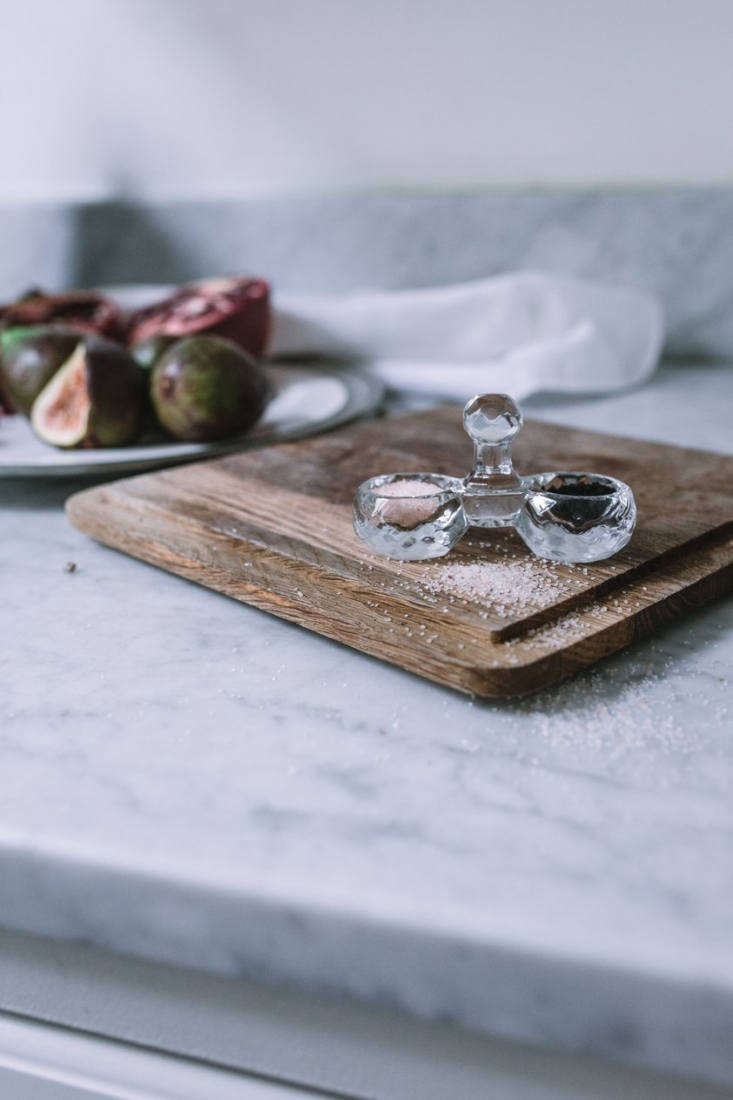 Baccarat Crystal Salt Cellar from Madame de la Maison in Paris