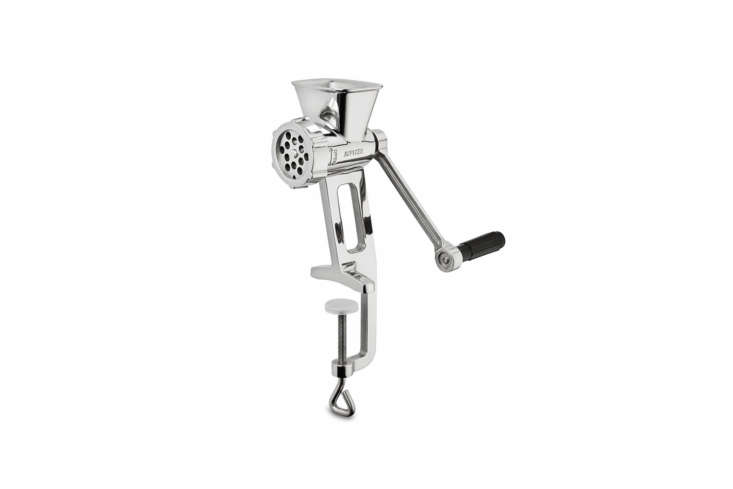 the german jupiter mincer made with stainless steel casting is designed for min 18