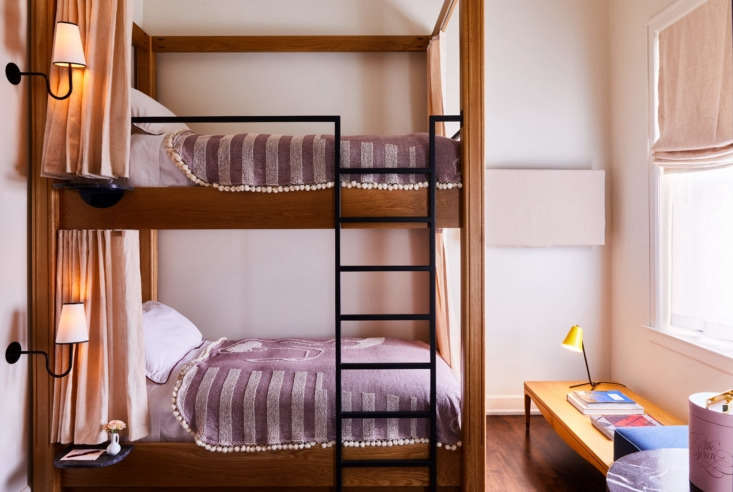 The Hideout is a guest room built for two.