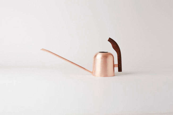 the anderssen & voll min watering can in copper is \$475 cad at mjölk. 20