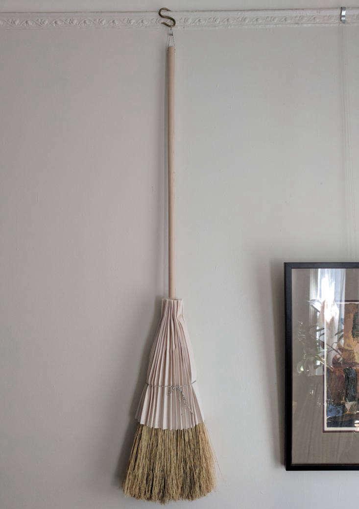 custodian broom pink brooklyn 1