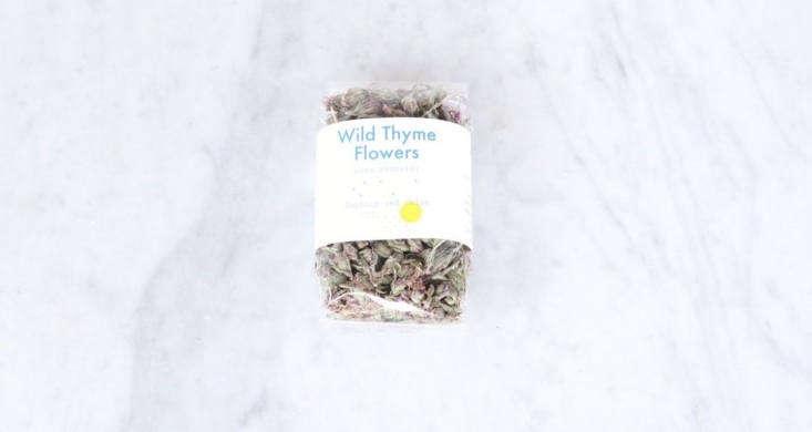 daphnis chloe wild thyme flowers