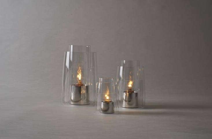 deborah ehrlich silver hurricane lanterns