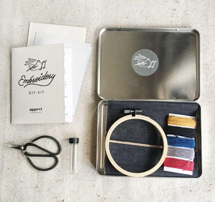 diy embroidery kit apprvl