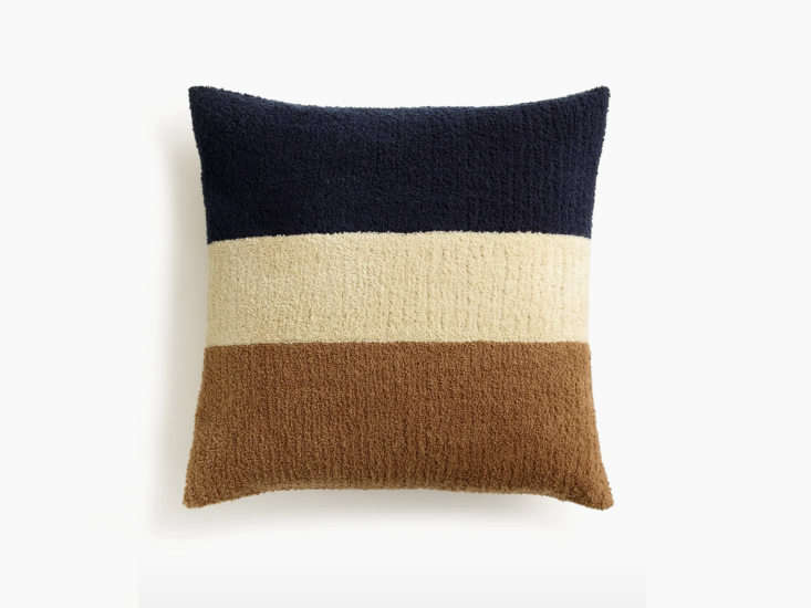 j crew home rugby stripe pillow