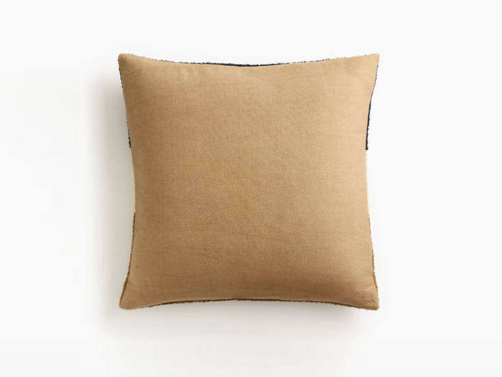 j crew home rugby stripe pillow reverse
