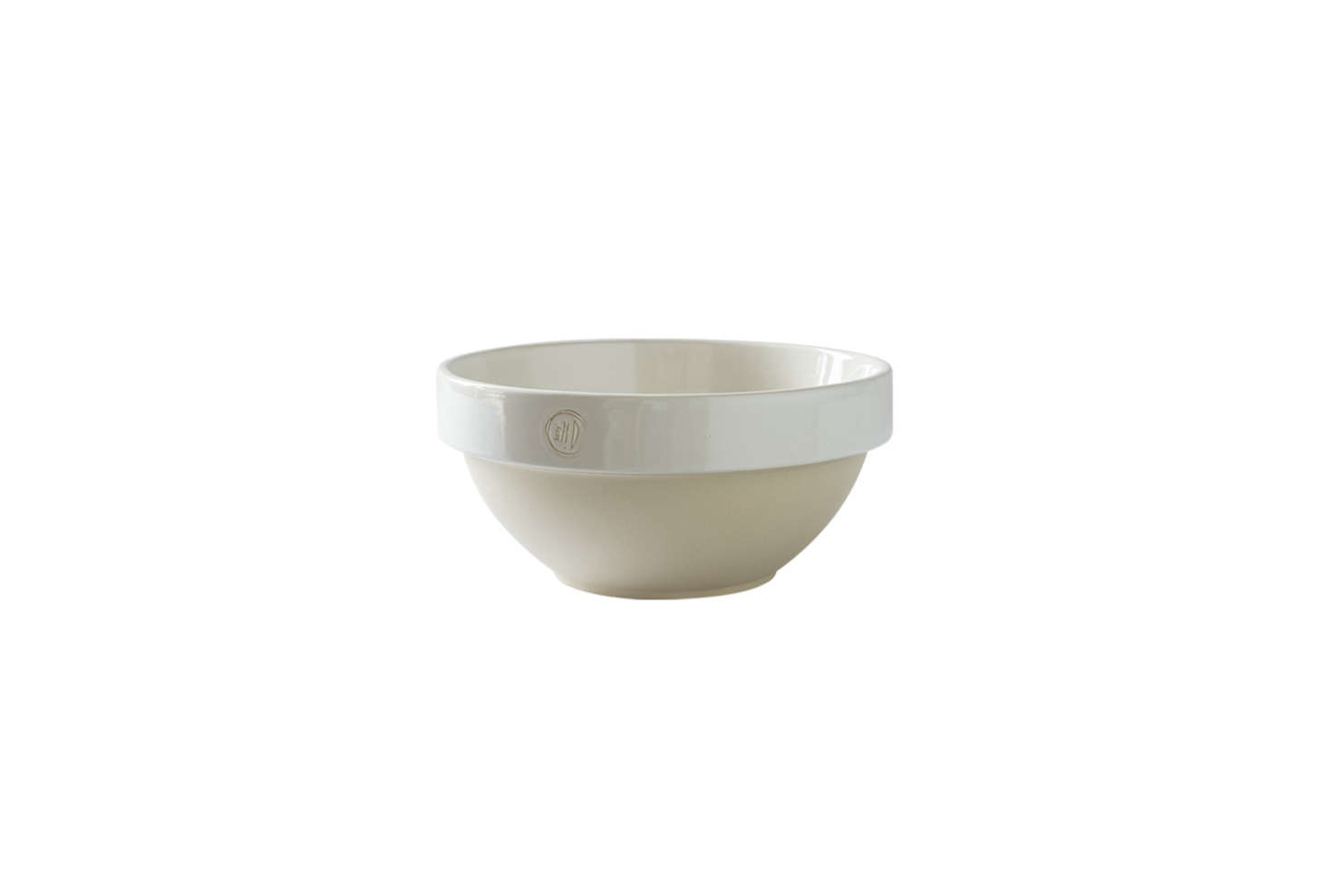 The Manufacture de Digoin Large Salad Bowl is $96 at the French Farm.