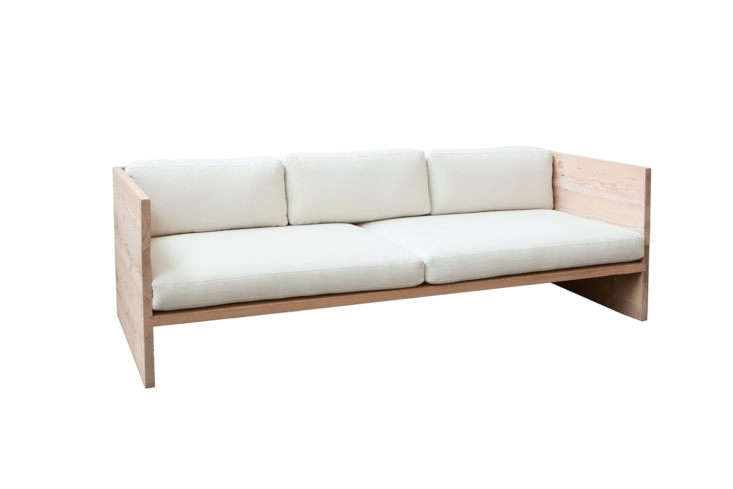 Australian designer Mark Tuckey makes the Judd-inspired Box Day Bed starting at $6,0.