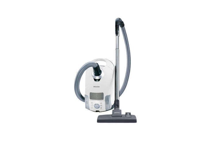 the miele compact c\1 pure suction vacuum is designed for cleaning both hardwoo 9