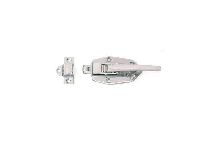 The Richelieu Metal Ice Box Latch in chrome finish is $44.99 at Wayfair.