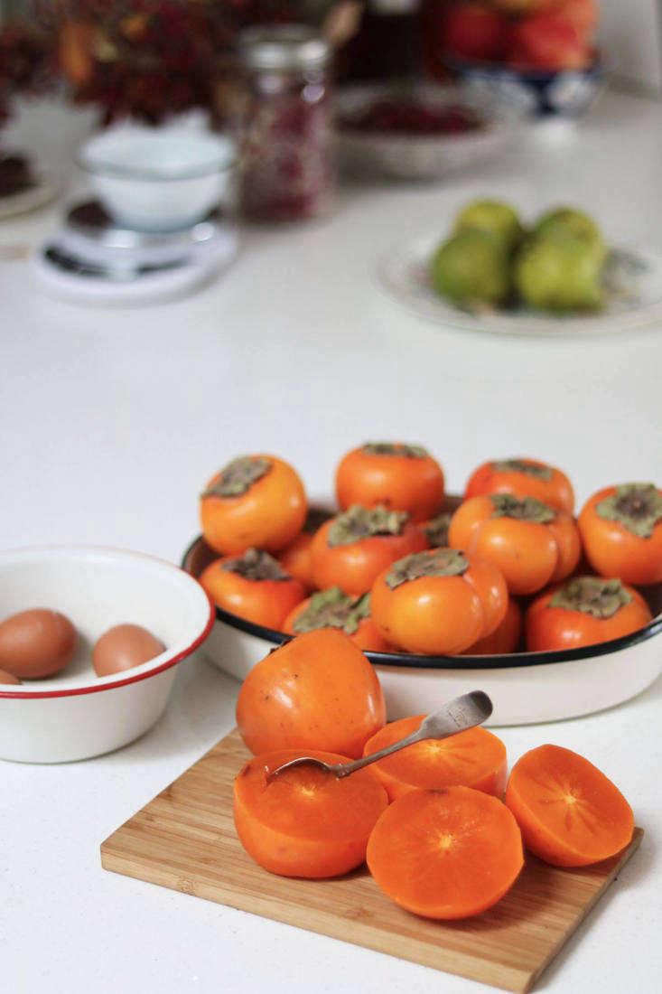 ripe persimmons marie viljoen 1