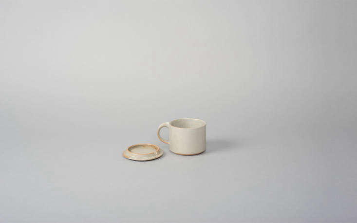 From London-based shop Native and Co. is a collection of stoneware ceramic goods, made in Aichi prefecture and tinged rust-colored in places during the firing process. TheStoneware Sugar Pot and Lidwould make a lovely gift; £\24 from Native and Co.