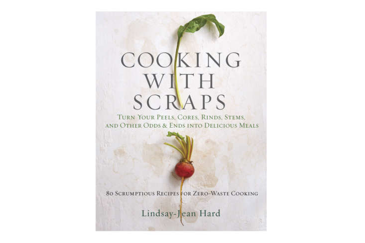 Another zero-waste cookbook new this year, Cooking with Scraps, $.95,is a vegetarian take on the topic.