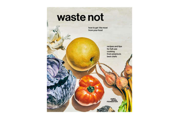 Discovered when Julie and I did a book signing atRough Draft in Kingston, NY: Waste Not, $45, a collection of recipes from the James Beard Foundation that make the most of peels, rinds, roots, and other ingredients that customarily get tossed. There are also chapters on leftovers and pickling and fermenting, plus a foreword by Tom Colicchio.